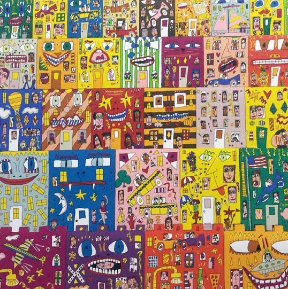 James Rizzi Art For Sale