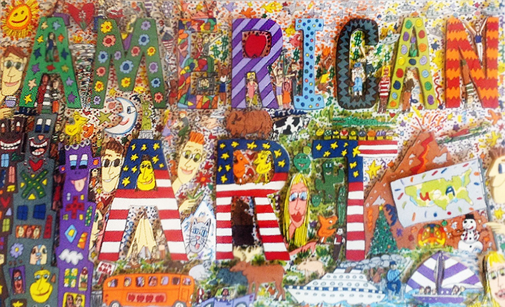 James rizzi art for sale for Art photos for sale