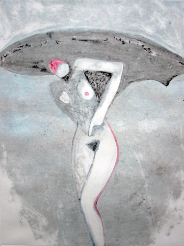 Lilith 1 (From the Lilith Series) Monotype 1992