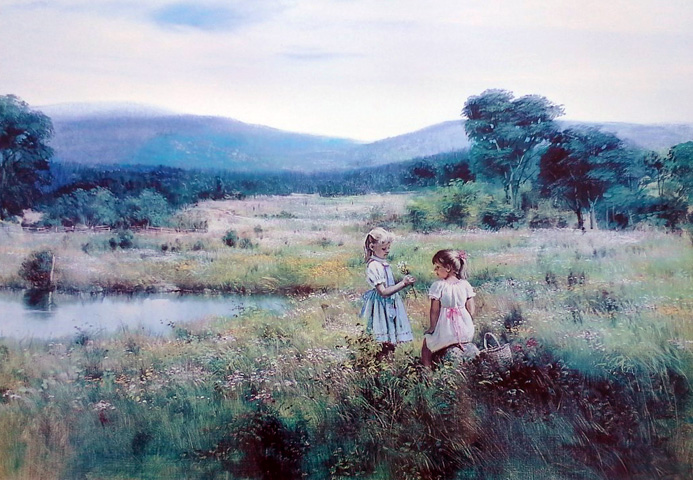 Lush Meadows AP 1991