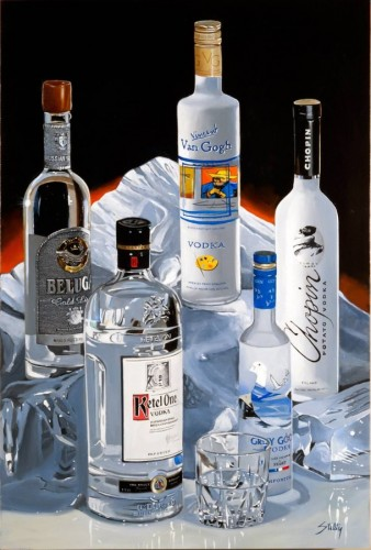 Vodka on the Rocks 2014 by Thomas Stiltz
