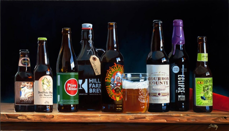 The Art of Craft Beer 2014 by Thomas Stiltz