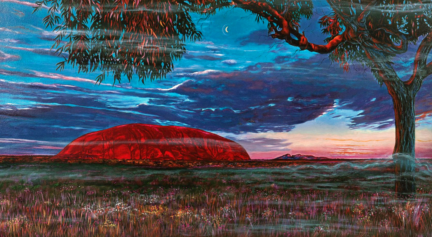 Ayers Rock 1994