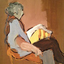 Woman Seated 1998