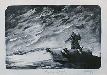 "Pushing Through ""Winslow Homer"""