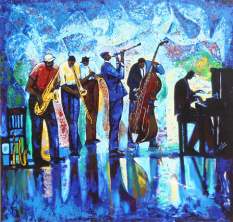 Jazz Reflections