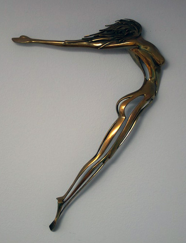 Ecstasy Bronze Sculpture