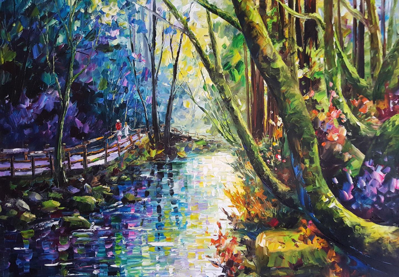 Daniel Wall Paintings