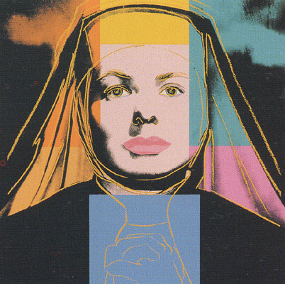 Ingrid Bergman as a Nun II.314 1983