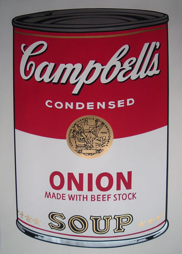 Campbells Onion Soup Can II.47