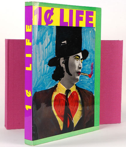 One Cent Life Complete Portfolio of 62 Lithographs 1965