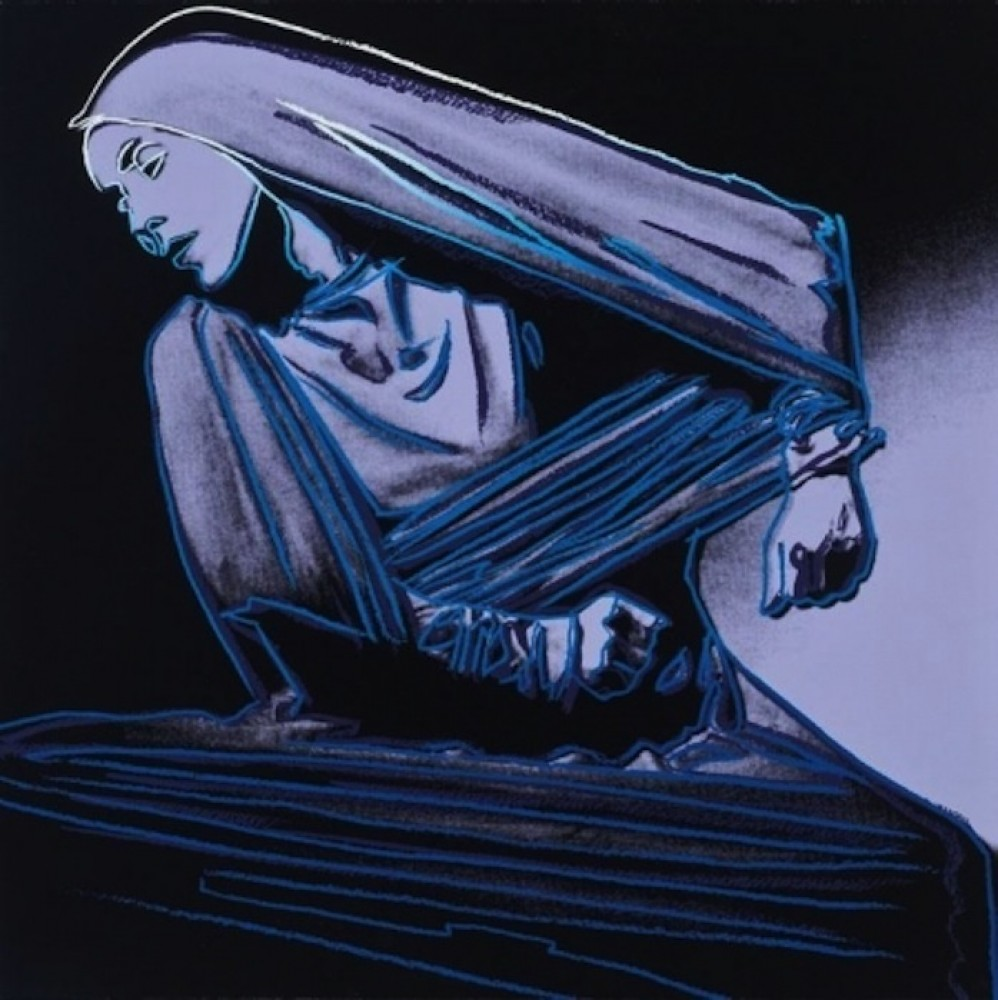 Lamentation, Martha Graham AP 1986