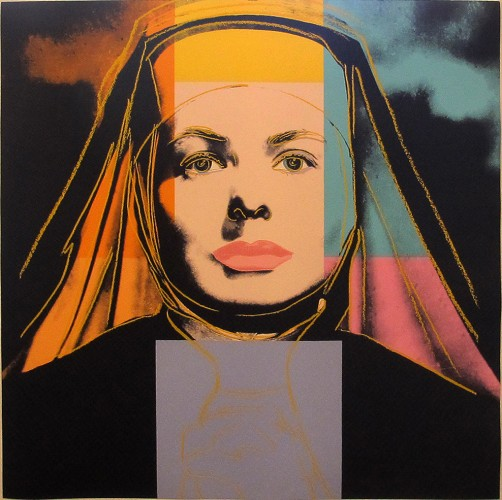 Ingrid Bergman - The Nun, 1983 FS II.314