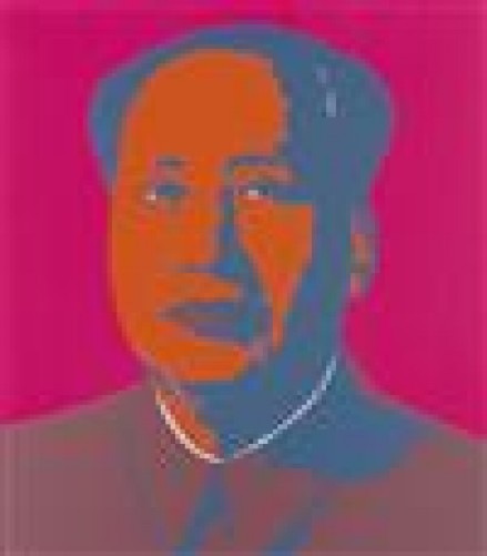 Mao, Feldman 125A 1974 by Andy Warhol
