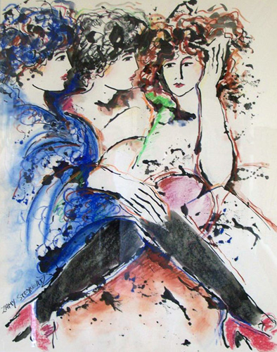 Untitled Three Women 1983
