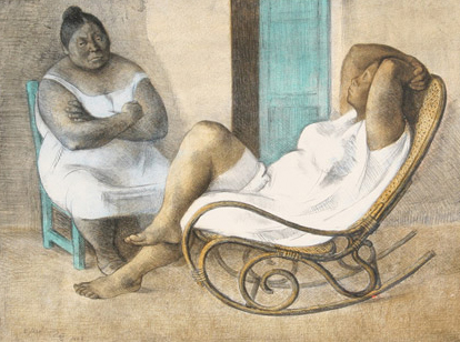 La Mecedora (The Rocking Chair)