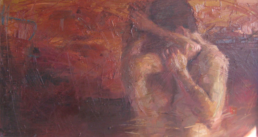 images of lovers embrace. Henry Asencio - Lovers Embrace