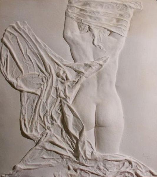 paper cast art