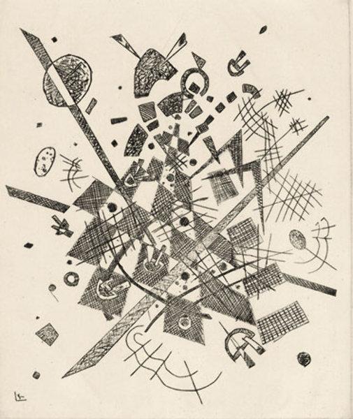 improvisation 28 kandinsky analysis essay