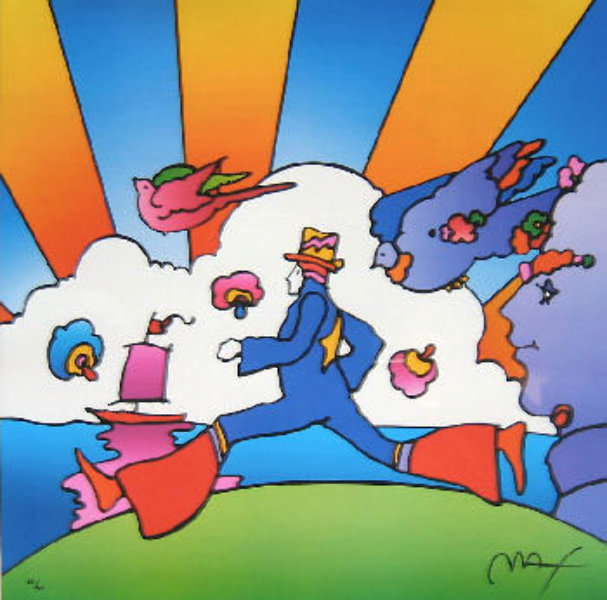 Peter Max Limited Editions