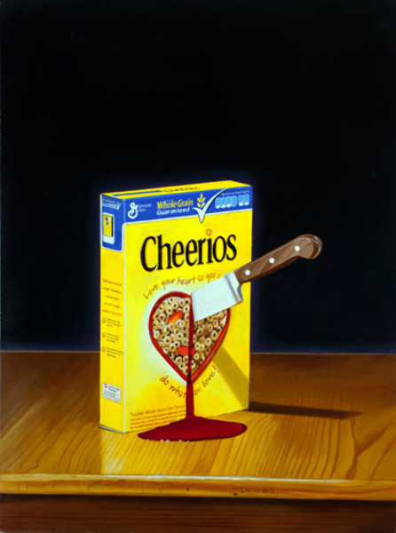 CerealKiller aka Justin Davies