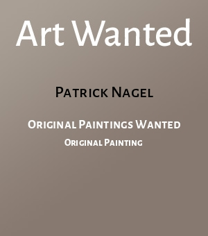 Original Paintings Wanted