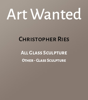 All Glass Sculpture