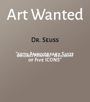 """50th Anniversary Suite of Five ICONS"""