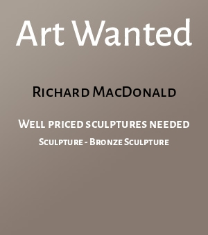 Well priced sculptures needed